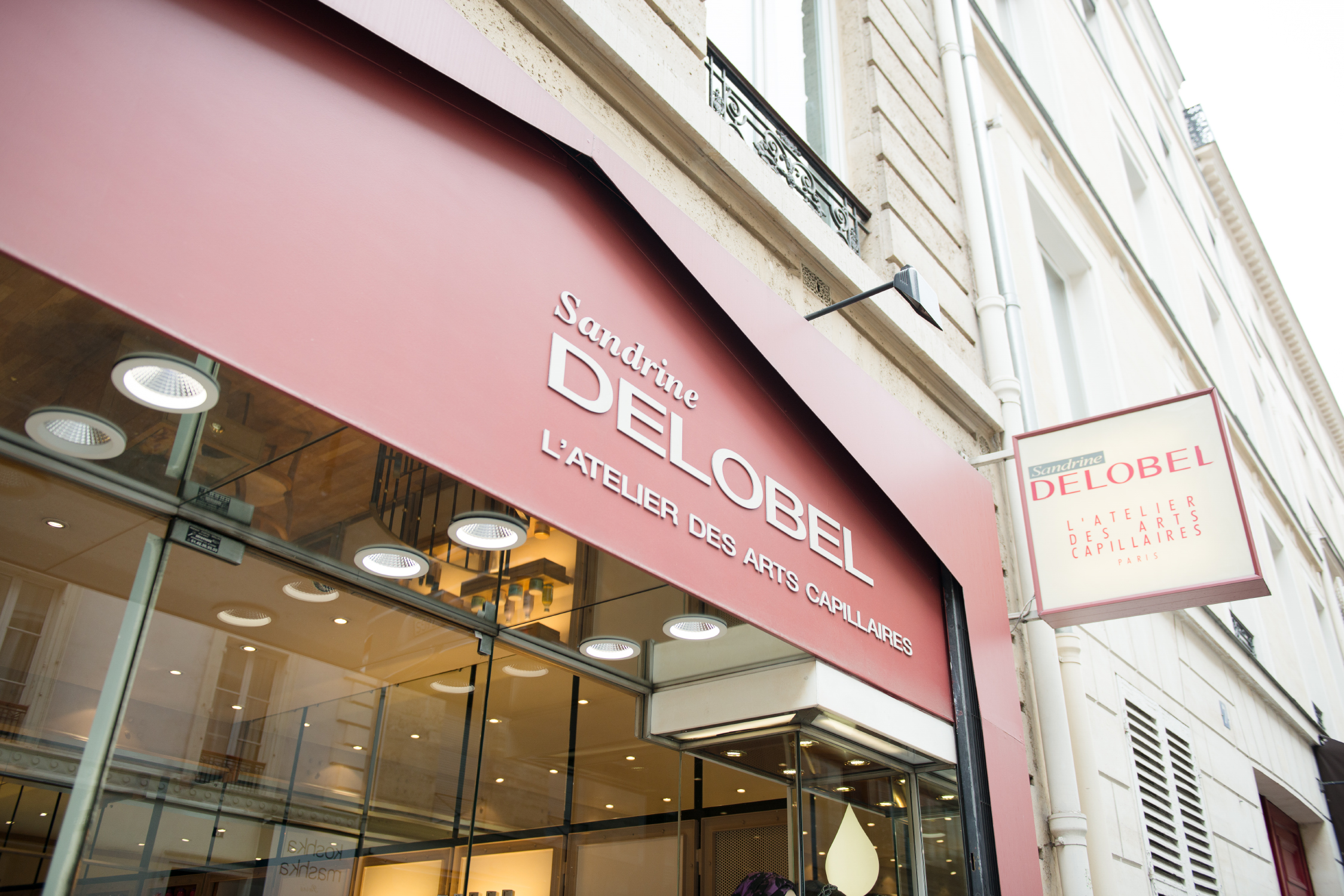 Atelier des Arts Capillaires - Extensions Cheveux Fins Paris